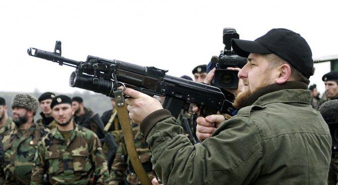 Рамзан Кадиров: Хората, набиращи терористи, да бъдат екзекутирани