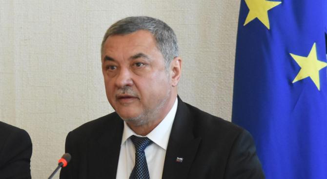 Валери Симеонов: Демографските проблеми са едни от най-тежките на съвременна България