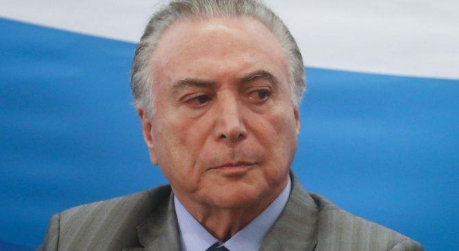 Бразилският президент претърпя успешна сърдечна операция