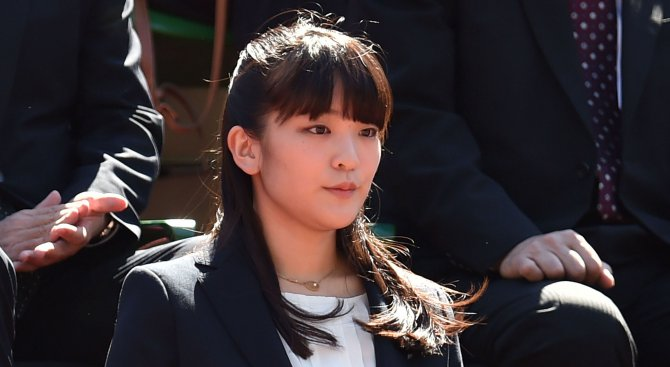 Догодина принцеса Мако ще стане обикновена японка