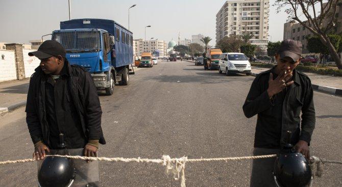 Египетските сили убиха 15 екстремисти, участвали в атентата срещу джамията в Синай