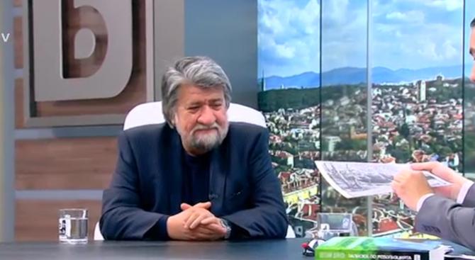 Вежди Рашидов: Нека поздравим Бойко Борисов за спокойствието, което ни осигури