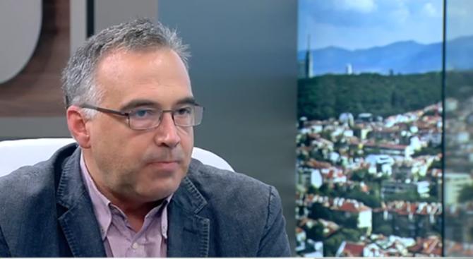 Антон Кутев: ГЕРБ управлява с гласовете на хора, които са гласували против тях (видео)