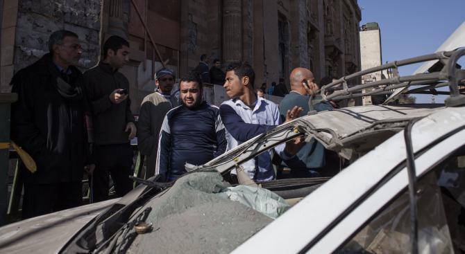 Ислямска държава стои зад атаката срещу джамията в Синай, потвърди разследване