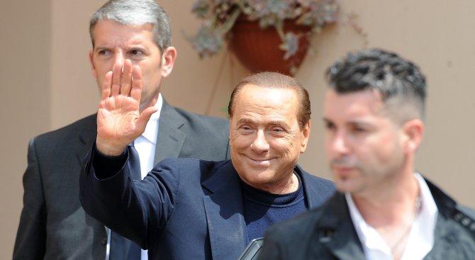 Силвио Берлускони: Бивш карабинер може да е следващият ни премиер