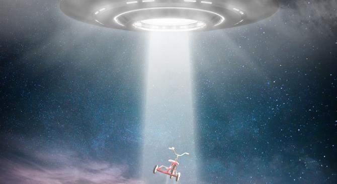 Близо 50% от хората вярват в съществуването на извънземни