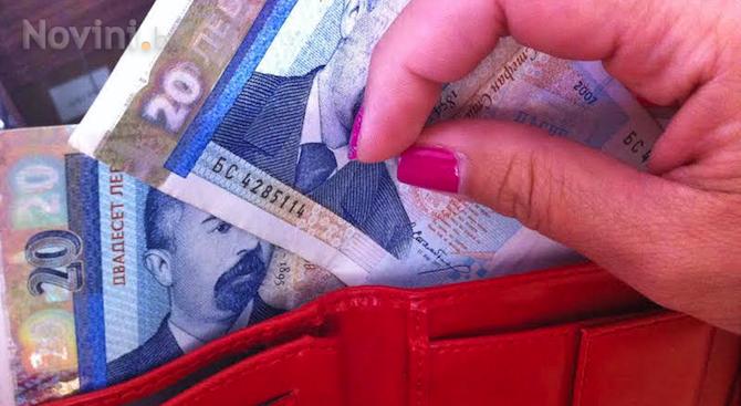 Българинът плаща все по-малко за храна и все повече за данъци
