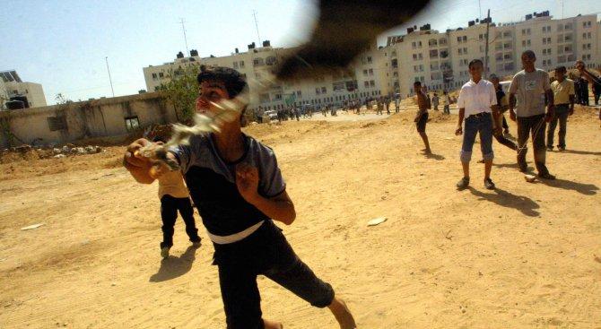 Палестинци: Петък ще е Ден на гнева