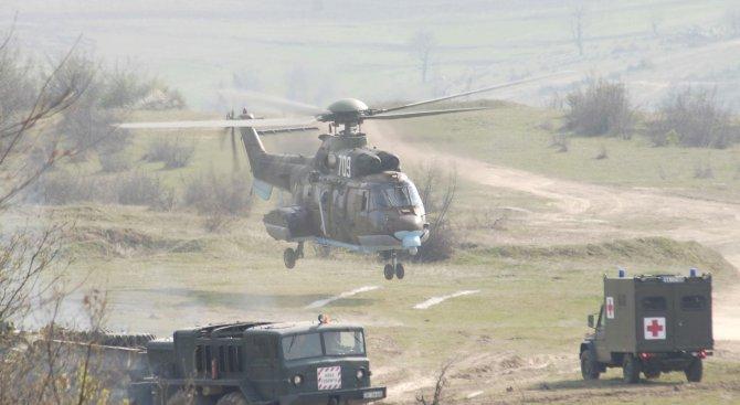 Силите за специални операции на България и Р Македония ще провеждат съвместни подготовки през 2018 г