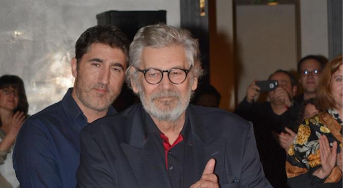 Стефан Данаилов празнува 75-и рожден ден в Народния театър