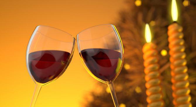 Червеното вино трябва да се пие студено, не на стайна температура