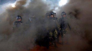 Хърватски кикбоксьор и българи сред арестуваните в Белград