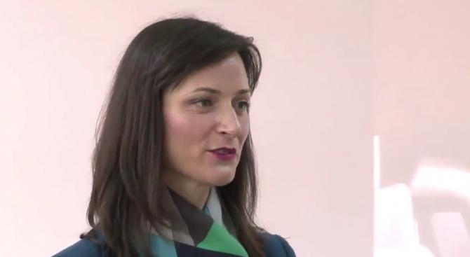 Мария Габриел: 80 милиона европейци никога не са използвали интернет (видео)
