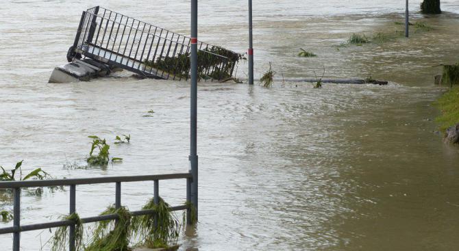 Най-малко петима загинаха в Чили в резултат на силните дъждове
