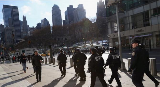 Нападателят от Ню Йорк бил ядосан от действията в ивицата Газа