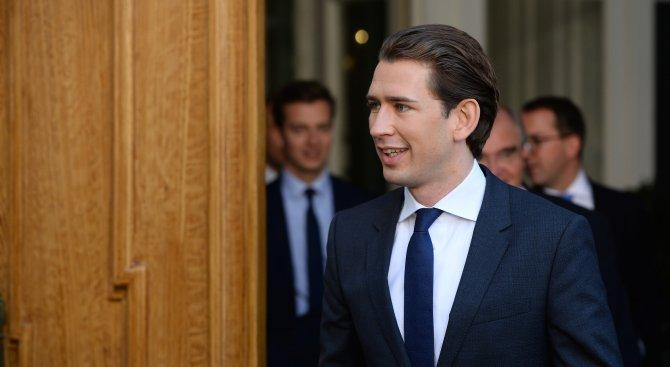 Новият австрийски кабинет: Няма да има референдум за излизане от ЕС