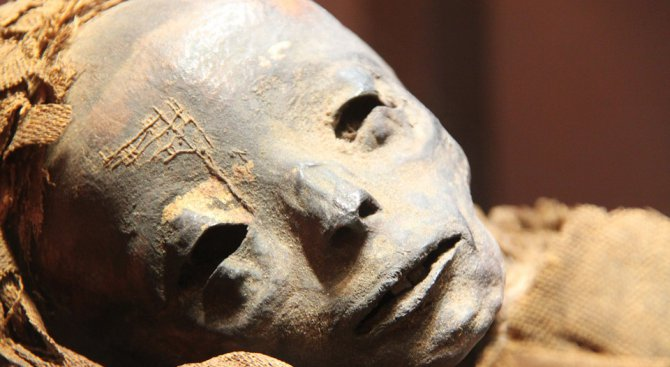 Учени откриха раково образувание в египетска мумия