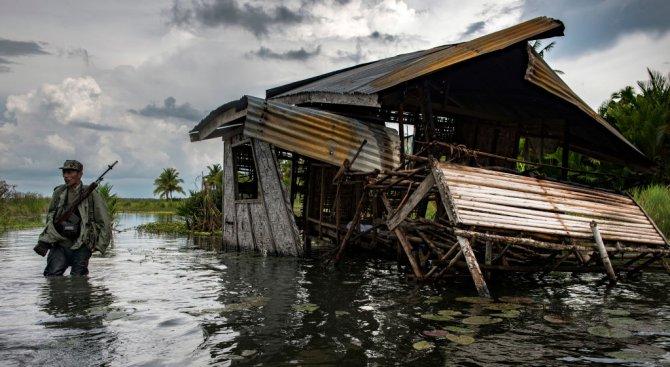 Бурята Тембин отнесе жена на 900 км от дома й, спасиха я след четири дни