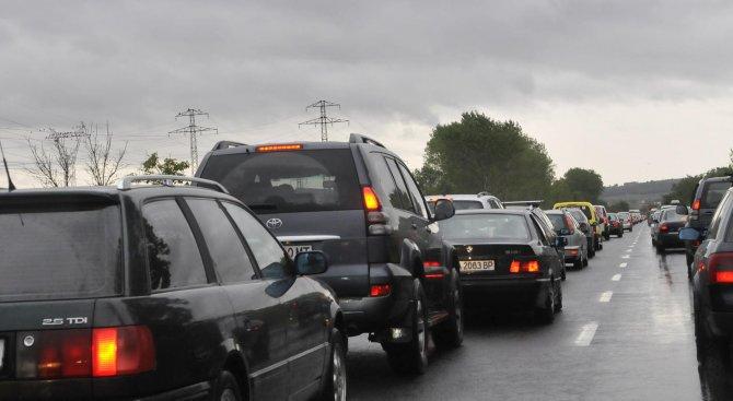 Транспортен хаос на Витоша