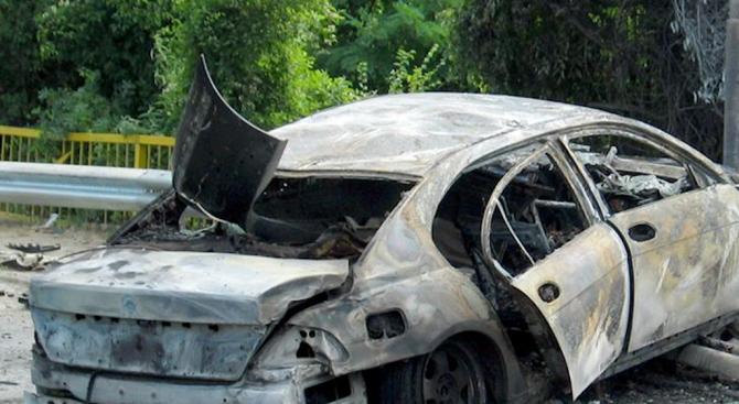 Взрив в кипърския град Пафос