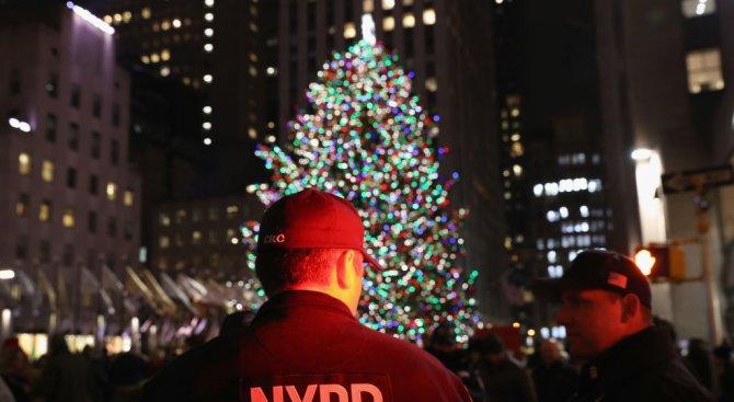 Засилени мерки за сигурност в САЩ и Европа преди Нова година
