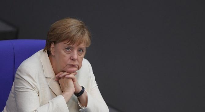 Меркел: Германия трябва да поеме по-голяма отговорност на световната сцена