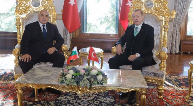 Борисов: България е за диалог между ЕС и Турция, който разрешава проблеми (снимки)