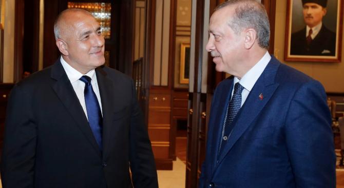"""Борисов и Ердоган откриват заедно Желязната църква """"Св. Стефан"""" в Истанбул"""