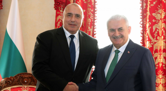 Йълдъръм: България и Турция показаха в последните години, че проблемите не ги разделят, а ги свързва