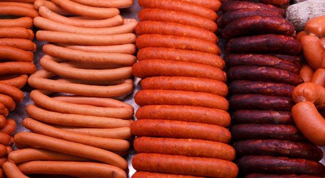 Консумацията на обработени меса може да причини рак