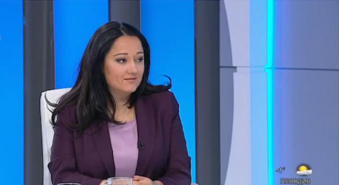Лиляна Павлова: Има какво да покажем на Европа