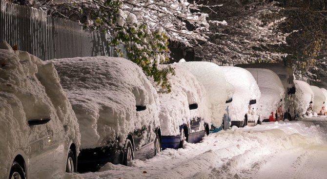 Над 4000 жилища във Финландия останаха без ток заради силните снеговалежи