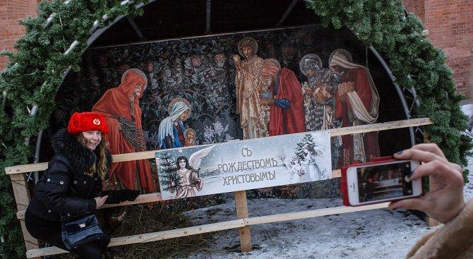 Много държави отбелязват Коледа по стар стил. Вижте къде се празнува днес