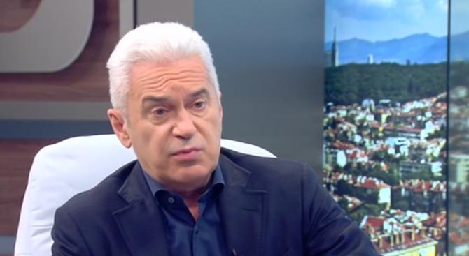 Волен Сидеров: Корупцията в България не е толкова голяма, колкото в държавите, които ни обвиняват (в