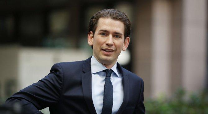 Австрийският канцлер пожела успех на Българското председателство на Съвета на ЕС