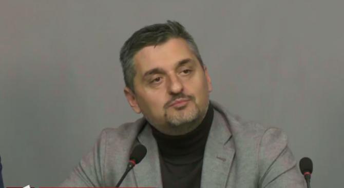 Кирил Добрев: Корупцията е превзела всички етажи на властта (видео)