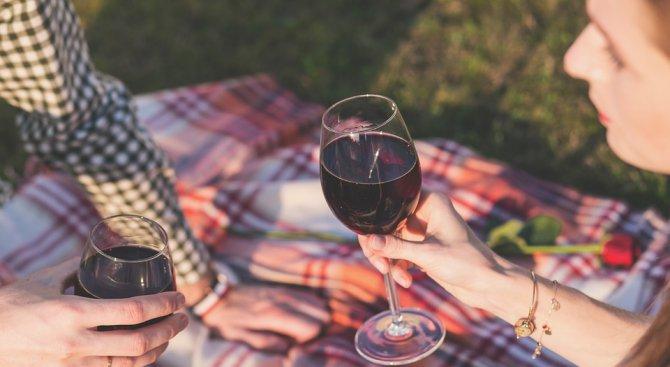 С кои храни да консумираме червено вино