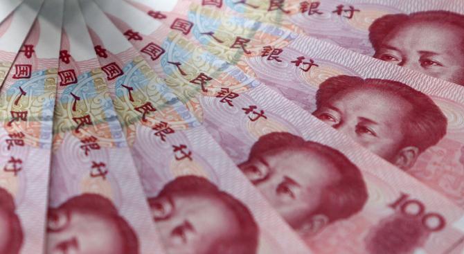 Бундесбанк включва китайския юан във валутните си резерви