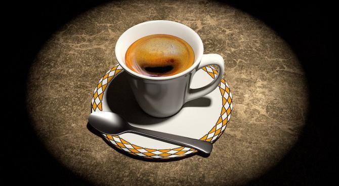 Черното кафе помага в борбата срещу излишните килограми