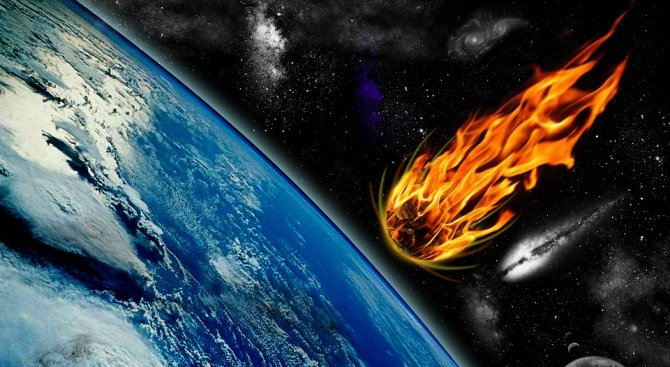 Мощността на взрива на метеора над Мичиган е достигнала 100 тона тротилов еквивалент