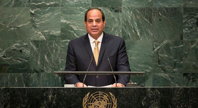 Египетският президент остава единствен кандидат на предстоящите избори