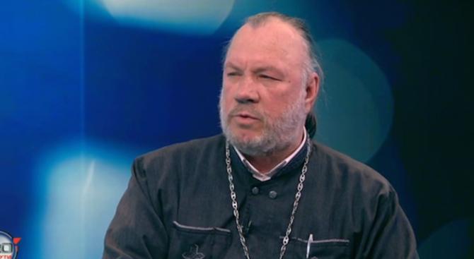 Отец Боян Саръев: Ако Бог искаше трети пол, щеше да го създаде