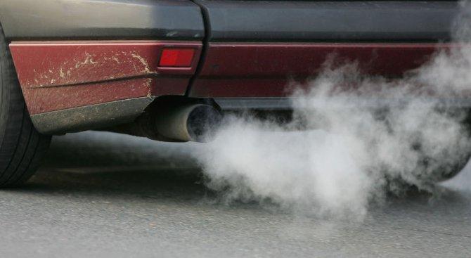 Въздухът в София мръсен и днес