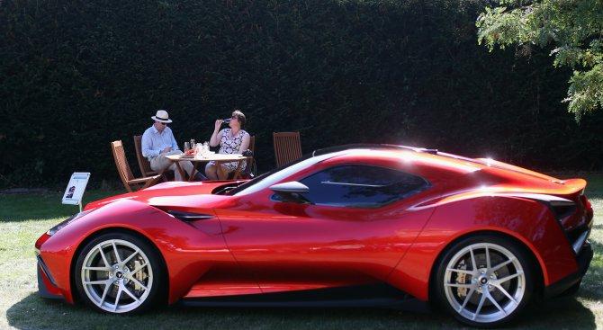 """Акция """"лукс"""" срещу собствениците на скъпи коли и имоти"""