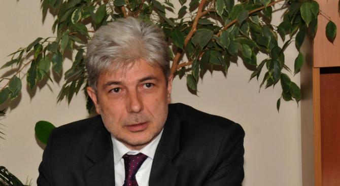 Нено Димов провери изпълнението на проекта за воден цикъл на Враца
