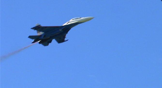 Руски изтребител влязъл в опасно взаимодействие с американски самолет над Черно море