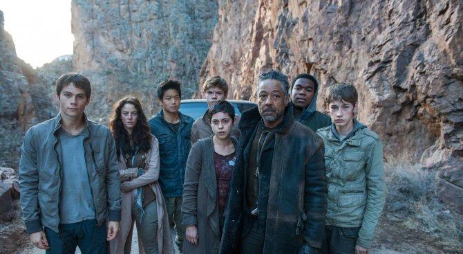 """""""Лабиринтът: Последният кандидат"""" продължава да е най-гледаният филм у нас"""