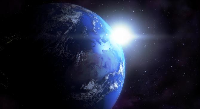 Руски учени: Още месец няма да има магнитни бури на Земята