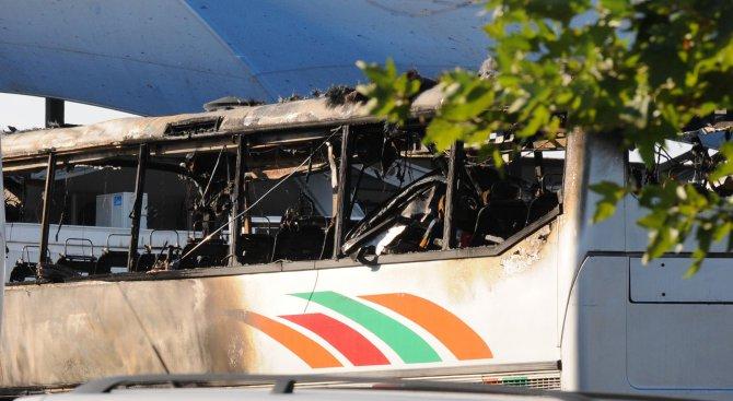 Разпитаха таксиджията, закарал до летището атентатора от Сарафово (обновена)
