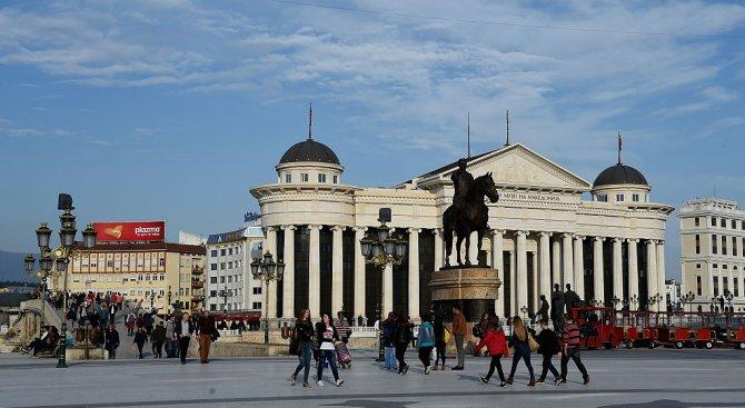 Албански бунт в Скопие: Предложенията за новото име Македония ни загърбват